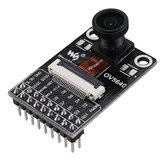 Módulo de Câmera Wareshare OV5640 2592x1944 5 Milhões de Pixels de Placa de Desenvolvimento de Lente Olho de Peixe STM32 Ampla Ângulo de Visão