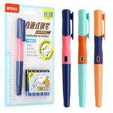 M&G Fountain Pen Ink Pen Calligraphy Pens Writing for Kids Office School Students Supplies Stationery Supplies