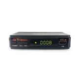 GTMEDIA V7S 1080P عالي الوضوح DVB-S2 MPEG-4 رقمي جهاز استقبال القنوات الفضائية SCPC MCPC جهاز فك الأقمار الصناعية فك التشفير