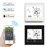 MINCO HEAT 95 ~ 250V WiFi inteligentny termostat regulator temperatury do wody elektryczne ogrzewanie podłogowe kocioł gazowy współpracuje z Alexa Google Home