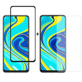 Bakeey 2PCS 9H Anti-explosion Anti-scratch Tempered Glass Screen Protector for Xiaomi Redmi Note 9s / Redmi Note 9 Pro / Redmi Note 9 Pro Max Non-original