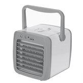 3 Speeds USB Portable Air Conditioner Mini Cooler For Bedroom Desktop Cooler Fan