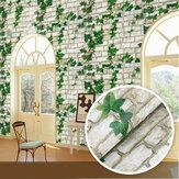 Pegatina impermeable de PVC de papel de pared autoadhesivo engrosamiento dormitorio europeo Patrón pegatina de pared para dormitorio decorativo