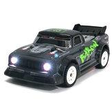 SG 1603 RTR 1/16 2.4G 4WD 30km / h Carro RC LED Modelo de veículos de controle proporcional de deriva leve na estrada