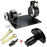 Drill Cutting Seat Stand Bracket with Drill Cover and Wrench
