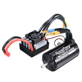 Racerstar 4068 Brushless Waterproof Sensorless Motor 2050KV 120A ESC For 1/8 Cars RC Car Parts