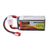 ZOP Power 11.1V 1500MAH 3S 30C Spina T Batteria Lipo