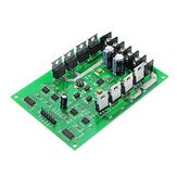 DC 3-36V 15A Peak 30A PWM DC Dual Channel Motor Driver Board Industrial Grade High Power H Bridge Control Module Strong Braking Function MOSFET IRF3205