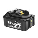 MAK-18B-Li 18V Li-Ion 3.0Ah-6.0Ah Battery Replacement Power Tool Battery For Makita BL1850 BL1860