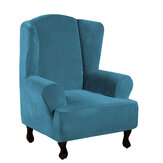 Chair Slipcovers Stretch Wingback Armchair Covers Sofa Stretch Protector