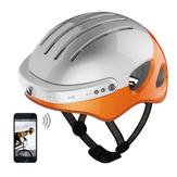 2k esportes câmera inteligente capacete de vídeo com bluetooth função music player