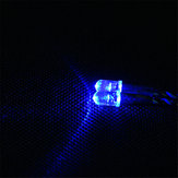 Feiyue Blue RC Car LED Light For 1/12 FY03 FY04 FY05 FY06 1/10 HG RC Model Parts ⌀5mm