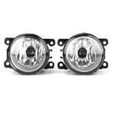 2 Adet Araba Ön Sis Farları Temizle Lens H11 Ampuller Ile Kablolama Kit Subaru Impreza / WRX / WRX STI / XV