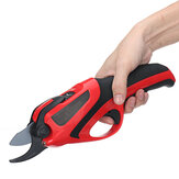 Electric Pruning Shear With Blade 2.5Ah 4V Lithium Battery Secateur Branch Cutter Scissor Trimmer