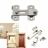 Stainless Steel Window Door Gate Safety Sliding Barrel Bolt Latch Lock Hasp