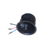 AF-Model 70mm 12 Blade Ducted Fan EDF Unit with 2842 2300KV 6S Brushless Outrunner Motor for RC طائرة طائرة الطائرات الثابتة الجناحين