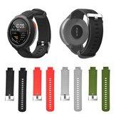 Bakeey Soft Silikon İzle Band Değiştirme Su Geçirmez Xiaomi Amazfit Verge için Saat Kayışı