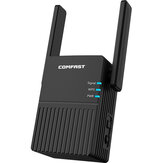 Comfast 1200Mbps WiFi Repeater Dual حزام Wireless Extender Amplifier WiFi Router AP 5G WiFi Easy Setup