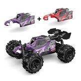 Eachine EAT13 1 / 20RCカー2.4G25km / h子供と初心者のための高速RTRオフロードRC車両玩具