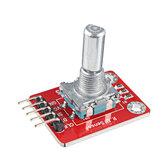 Цифровая сигнальная плата модуля поворотного энкодера Keyes Brick с выводом цифрового сигнала