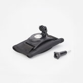 LENVEE Shoulder Strap 360 Degree Rotation Adjustable Buckle Backpack Clip Fixed Expansion Bracket for Gopro Xiaoyi DJI OSMO Pocket Action Fimi Camera Accessories Non-original