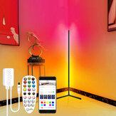 Многоцветный умный пол Лампа Атмосфера Лампа Управление приложением DIY Режим с таймером синхронизации музыки Fuction Гостиная Спальня Атмосф
