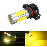 H16 4.5W 500LM COB LED Fog Light Driving Headlight Daytime Light