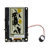 LILYGO® TTGO T5 V2.4 ESP32 2.13 Inch Electronic Yellow Black and White ink e-Paper Screen Module with Speaker