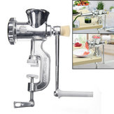 2 In 1 Hand Operated Juicer Presses Food Meat Grinder Meat Fruit Vegetable