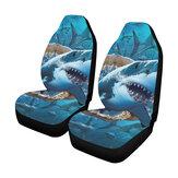 Универсальные автомобильные чехлы на сиденья Shark для Авто грузовиков-внедорожников Van Protectors Front