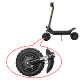 LANGFEITE T8 11inch Folding Electric Scooter Brushless Hub Motor Anti-Skid Front Wheel Tire Set