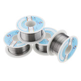 0.3mm/0.5mm/0.8mm/1.0mm Solder Wire Maintenance of Solder Wire Welding Household Washable Wire Containing Rosin Core