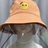 Wysokiej jakości niebieska czapka dziecięca