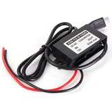 5pcs 12V To 5V DC DC Converter Module With USB Output Power Adapter 15W