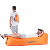 Naturehike Outdoor Portable Waterproof Inflatable Air Sofa Camping Beach Sofa Foldable Inflatable Sleeping Lounger