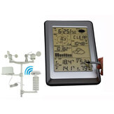 MISOL Professional Wireless Weather Station Touch Panel with Solar Sensor PC Interface