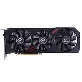 Colorful® iGame GTX 1660 GDDR5 Ultra 6GB 192Bit-1860MHz 8 Gbps Gaming Placa de Vídeo