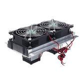 Sistema sem fio de refrigeração do Dual-core DIY do equipamento de refrigeração da refrigeração do computador 12V