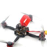 Happymodel Crux3 Reservedele 3D-udskrivning Kameraholder til Insta360 GO-kamera RC Drone FPV Racing
