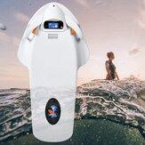 大人の水中シースクーター電動サーフボード、12AH 3200W36VバッテリーLCDディスプレイ2モード水泳に適したプロペラダイビング器材