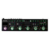 MOOER Black Truck Pedale multieffetto per chitarra con 6 effetti integrati in 1 unità semplice
