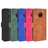 Bakeey for Doogee X95 Case Magnetic Flip with Multi Card Slots Wallet Stand PU Leather Full Cover Protective Case