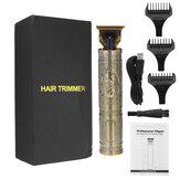 Men Electric Hair Clipper Cordless Rechargeable Hair Trimmer Beard Barber Hair Cutter Haircut Machine