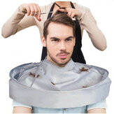 Hair Warp DIY Haarschneiden Umhang Regenschirm Cape Salon Barber Home Friseur Cape Cover Stoff