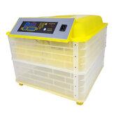 Função de alarme da incubadora de ovos das aves domésticas 96 que choca One incubadora 220V