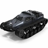 RB01K 1203 1:12 Drift RC Tank Car Kit Need to Assemble 2.4G High Speed Full Proportional Control RC Vehicle Model Without Electronic Element No Transmitter No Battery