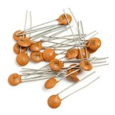 1000Pcs 50 Value 50V Ceramic Capacitor Assorted Assortment Kit