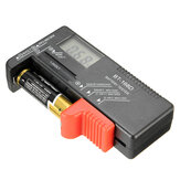 DANIU 855.111 Universele AA / AAA / C / D / 9V / 1.5V LCD Display Batterij Tester Button Cell Volt Checker