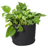 1-100Gallon Kartoffel Pflanzbeutel Topf Pflanzer Anbau Garten Gemüsebehälter