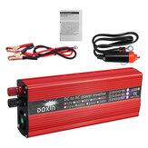 Inverter da 3000 W CC a CA 110/220 V Doppie porte USB Onda sinusoidale modificata solare Convertitore di potenza fotovoltaico